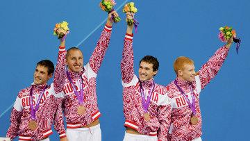 Сборная России завоевала 12 медалей в четвертый день Паралимпиады