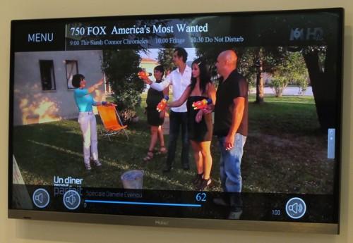 Этим телевизором сможет управлять без пульта даже глухонемой безрукий инвалид