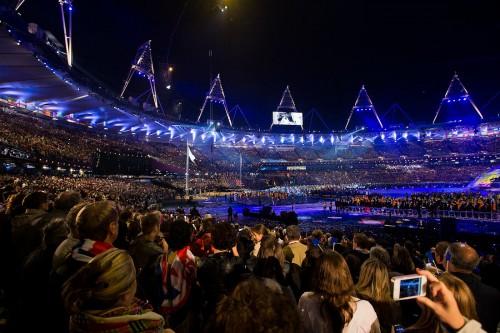 Паралимпийские Игры 2012: Взгляд изнутри