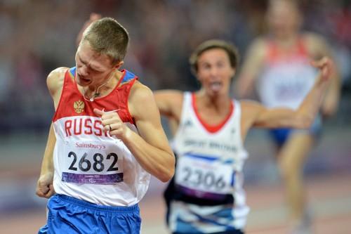 Россиянин Евгений Швецов был быстрее всех на дистанции 400 метров