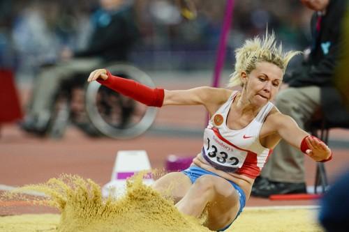Россиянке Николь Родомакиной не было равных в прыжках в длину