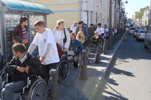 Инвалиды Владивостока живут рядом с морем, но моря не видят