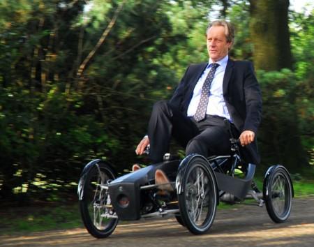 Floow от Flex – это не автомобиль и не велосипед, но, возможно, это вид транспорта будущего