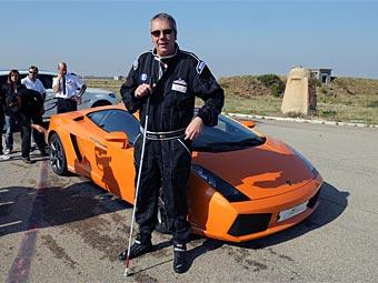 Хейн Вагнер: Слепой гонщик – не фантастика!