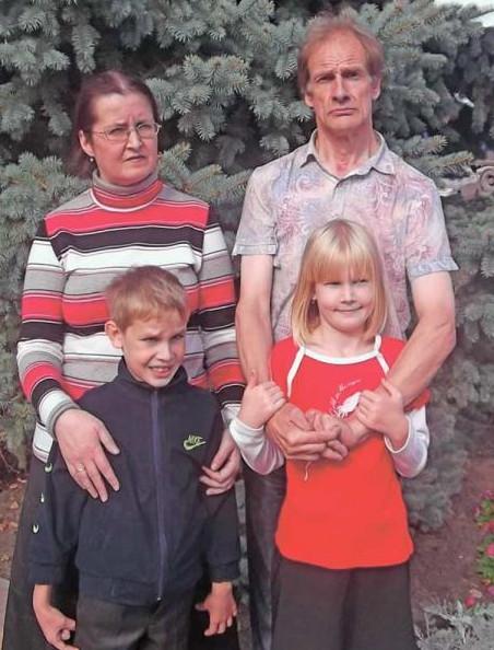 Семья Алпацких