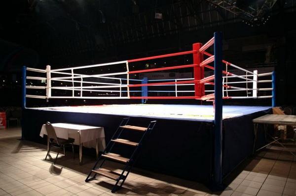 Боксер-инвалид победил одной левой