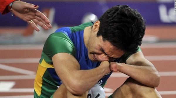 40 самых сильных фотографий Паралимпиады