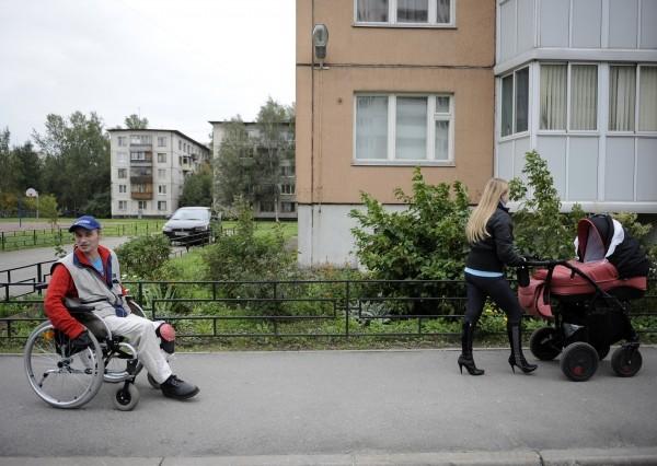 О том, как он выживают в Петербурге