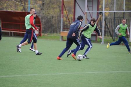 Русские, которые умеют играть в футбол