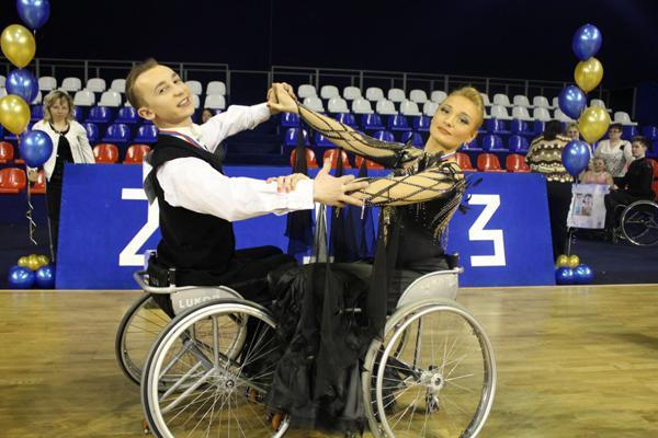 Чемпионка мира по спортивным танцам на колясках Ирина Гордеева: Зачем быть на кого-то похожей?