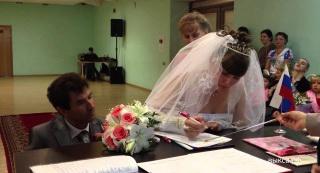 Ах, эта свадьба, свадьба...