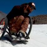 Сноуборд для людей с инвалидностью