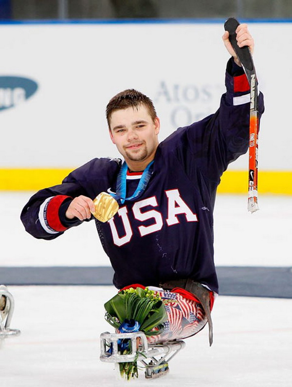 Саламон — лучший следж хоккеист мира