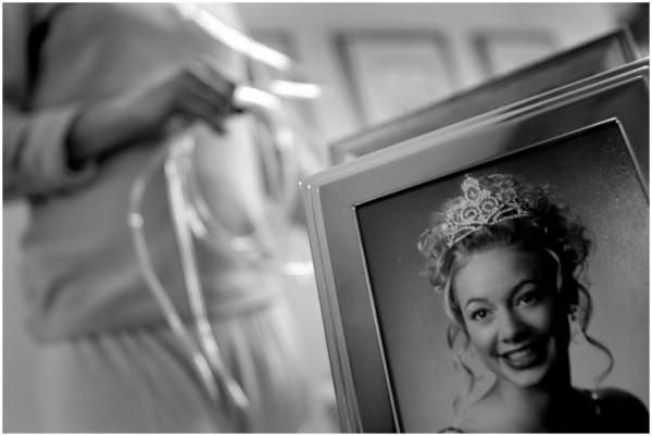 21-летняя Katie Kirkpatrick Godwin задержала рак, чтобы отпраздновать самый счастливый день ее жизни