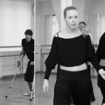Танец на колясках
