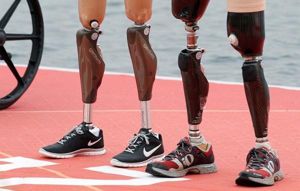 Сильные люди: Выступления паралимпийцев в Лондоне