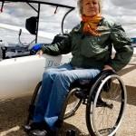 Элизабет Хайльмейер: В воздухе мы все равны