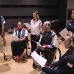 Оркестр детей-инвалидов записал рождественскую песню