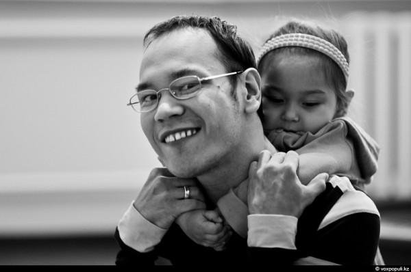 Моя любовь и дети - все, что придает мне сил...