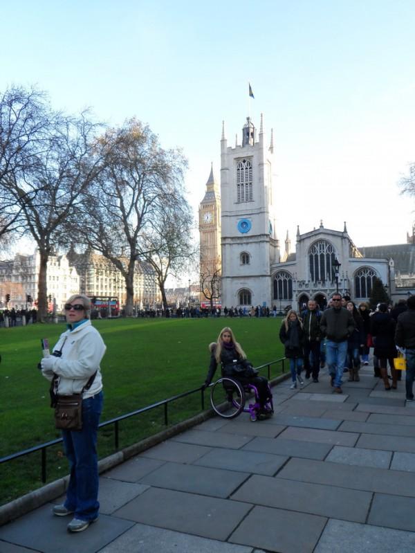 Лондон. Королевские условия
