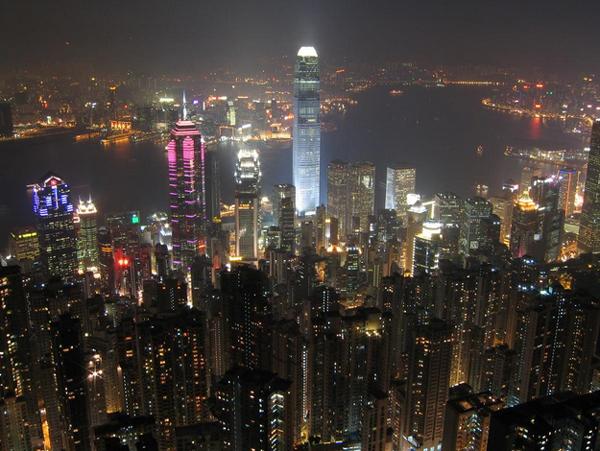 Гонконг. Love it.