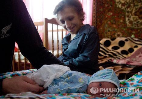 © РИА Новости. Фото Мариан Стрильцив