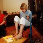 Картины больной на ДЦП девушки покорили мировые выставки
