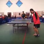 Египтянин без рук профессионально играет в теннис