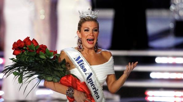 Титул «Мисс Америка» нынешнего года получила красавица из Нью-Йорка