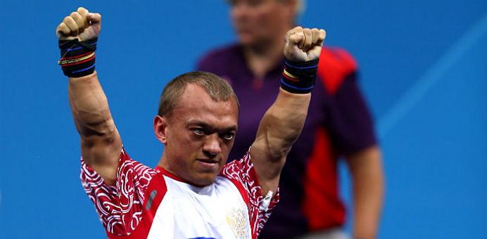 Владимир Балынец – спортсмен с железной хваткой