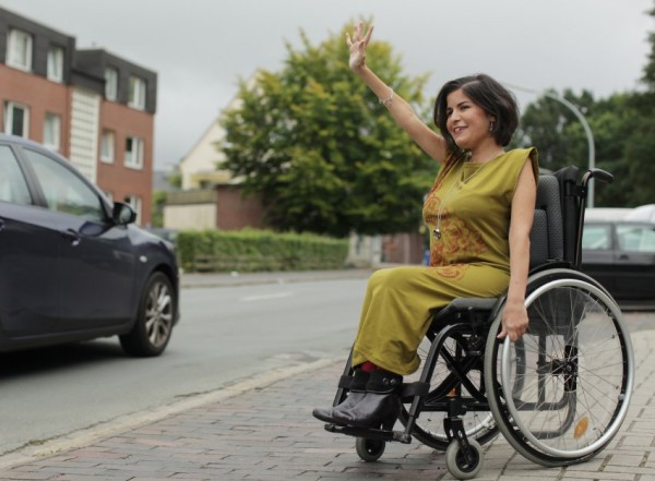 Модная одежда для инвалидов
