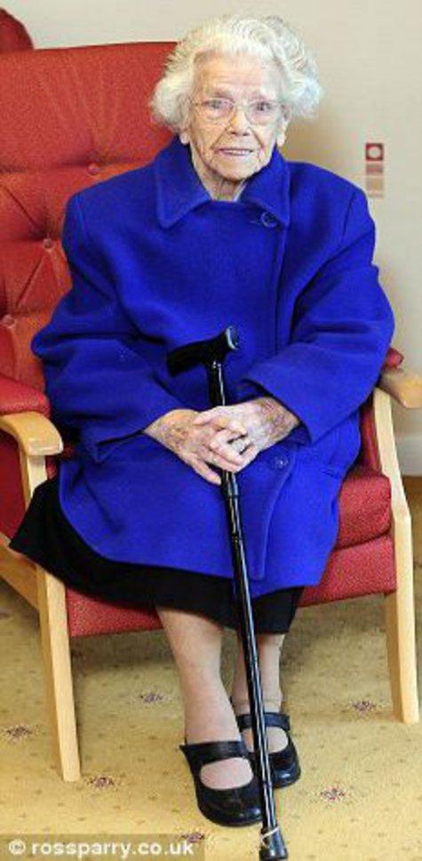 Эллен Макдональд: Приятно жить долго