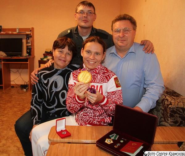 Интервью с А.Овсянниковой – чемпионкой Паралимпиады 2012 года