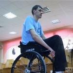 Павел Артемьев: Вальс на колёсах