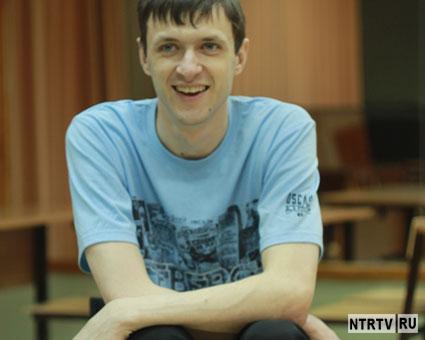 Павел Артемьев: Вальс в инвалидной коляске