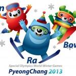 Официальные талисманы Всемирных зимних игр Специальной Олимпиады 2013 года в Пьёнчхане (Республика Корея). Сайт: www.specialolympics.org