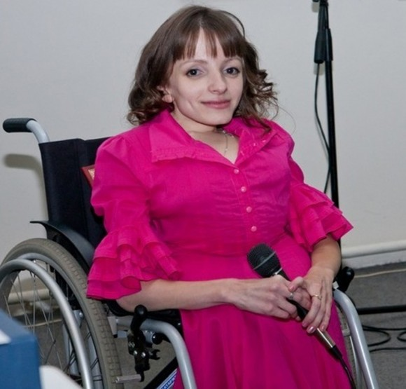 Ольга Попова: Банк времени - частичка моего сердца