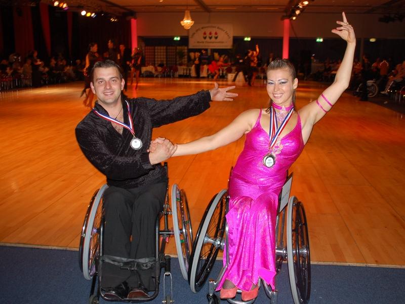 Конкурс танцев инвалидов