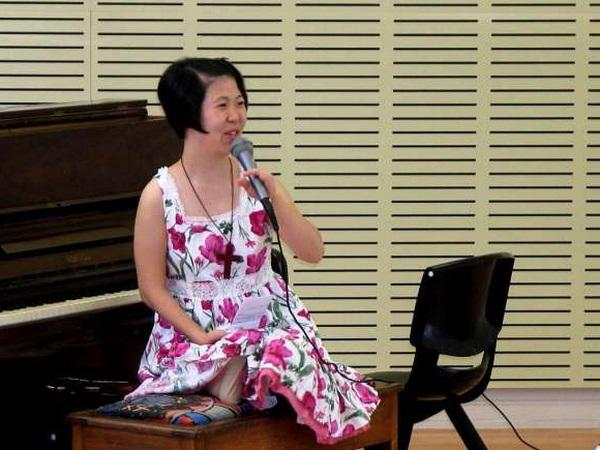 Ли Хи-Ах: Игра в четыре… пальца