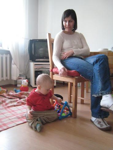 Дарья и ее сын