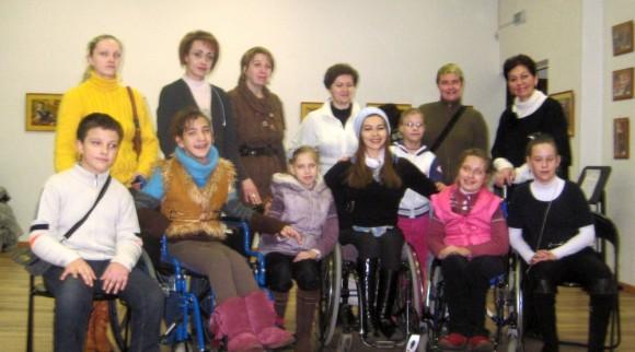 Детский танцевальный коллектив «Дар».