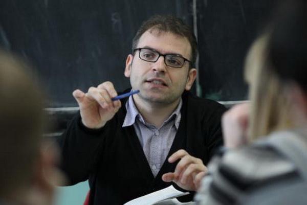 Вячеслав Кайгородов: Успевает везде и всюду