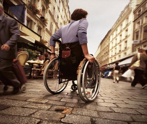 Люди с инвалидностью во Франции