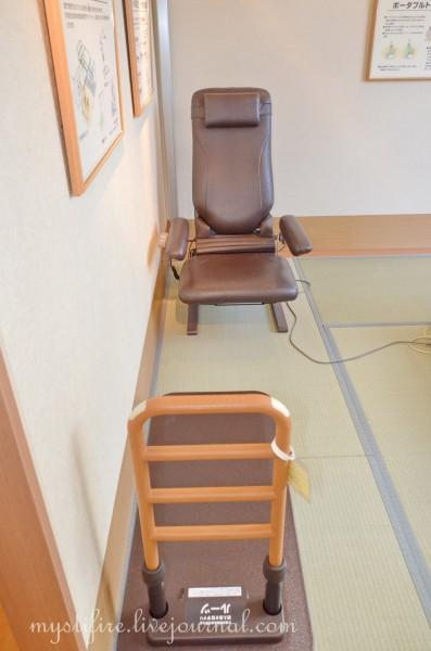 Идеальный дом японского пенсионера