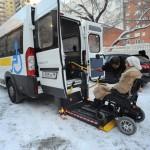 Такси для людей с инвалидностью в других странах