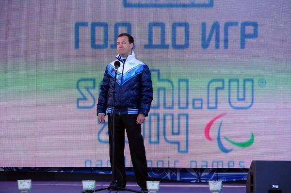 Паралимпийские игры в Сочи — «огромный шаг навстречу людям, имеющим инвалидность»