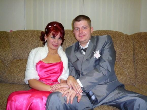 Вера Гаврилина и Андрей Барашков