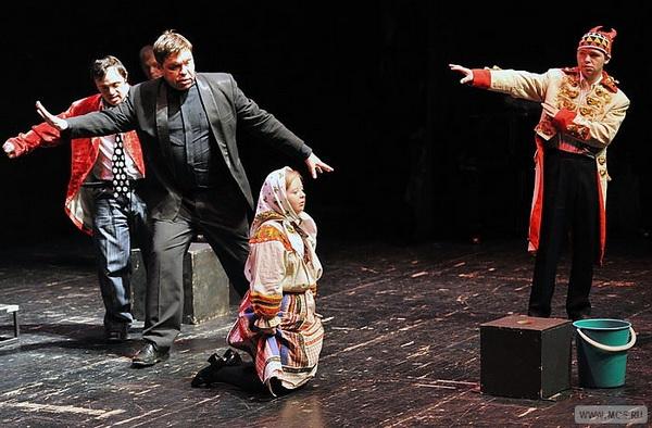 Театральное искусство для людей с инвалидностью популяризируют в Москве