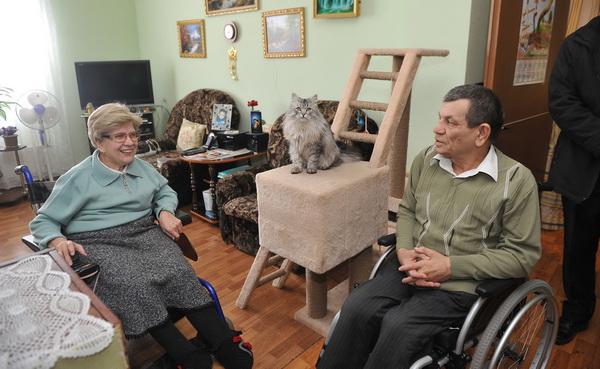 Как встать на ноги, если судьба «усадила» в инвалидное кресло