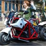 Электромотобайки для людей с инвалидностью